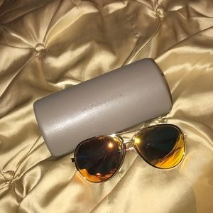 BCBG aviator sunnies